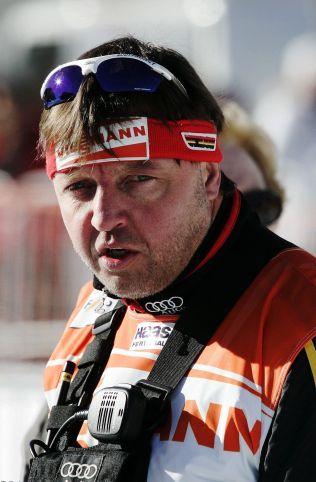 <p>FORTELLER OM FÅ UTØVERE: Jochen Behle var i mange år landslagssjef i Tyskland. Han forteller om svært få løpere i hjemlandet.<br/></p>