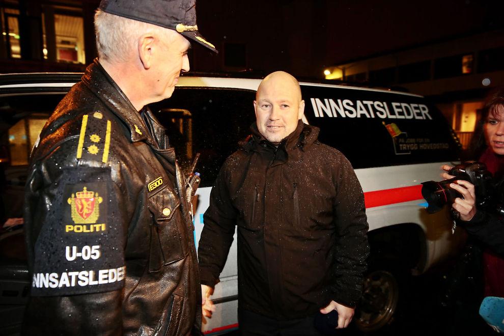 <p>KUTTER DISTRIKT: Justisminister Anders Anundsen, her på tur med en patrulje fra Oslo politidistrikt.</p><p><br/></p>