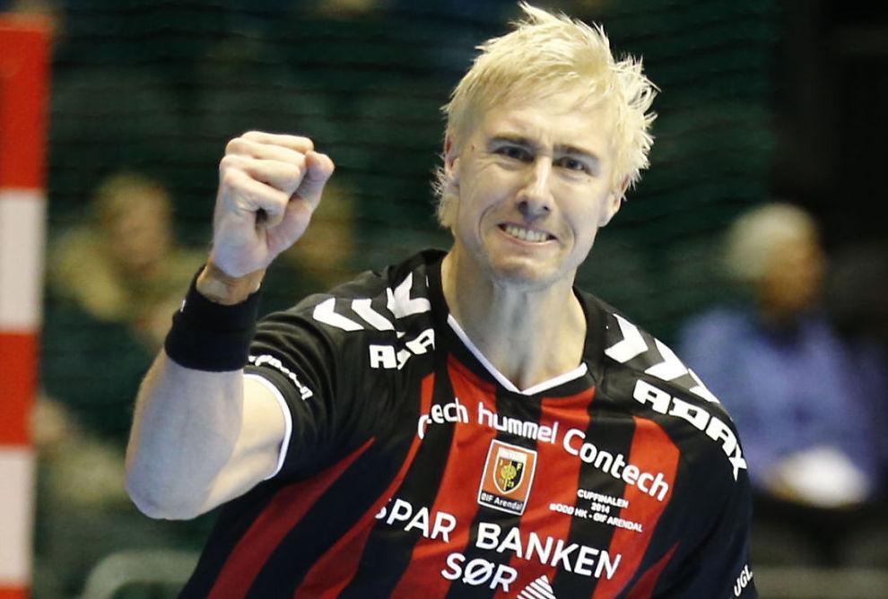 Sverre Hansen arendal