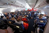 Du kan bli avvist fra flyet selv om du har billett