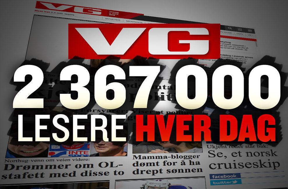 norges største aviser gpunkt