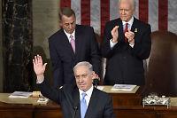 Høyt spill av Netanyahu