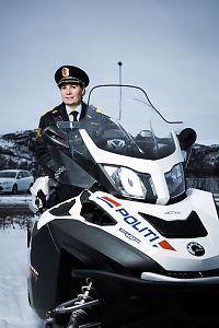 Bare fem av 27 politimestre er kvinner