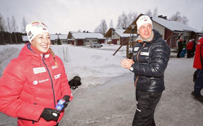 Bj rndalen var barndomshelten skiskyting vg for Nelson honda el monte