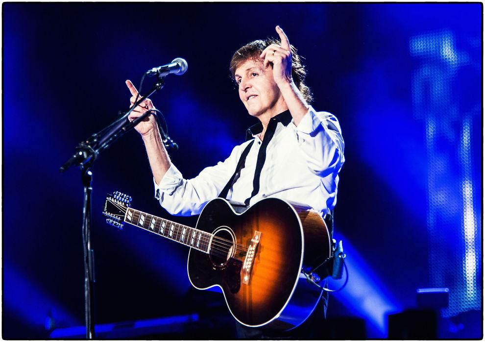 <p>TILBAKE I NORGE: - Oslo er alltid klar for en fest - og vi har hatt mange minnerike kvelder der i årenes løp, sier Paul McCartney i en pressemelding.</p><p><br/></p>