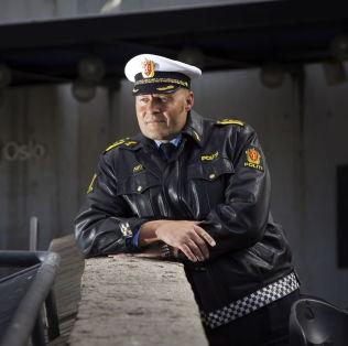 GOD DIALOG: Vi ønsker å verne om både den enkeltes sikkerhet og ytringsfrihet, sier politiinspektør Einar Harald Aas.