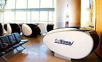 Her er flyplassenes nye sove-boks
