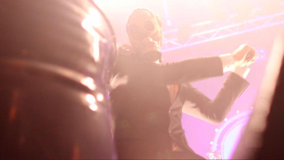 <p>SNILL GUTT: Den mytisk Omen i Kaizers er gjennomgangsfigur i dette filmatiske bandportrettet av Kaizers Orchestra.<br/></p>
