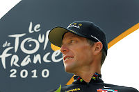 Full krangel om Lance Armstrongs Tour de France-stunt