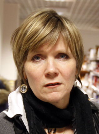 <p>Konkurransedirektør: Christine B. Meyer i Konkurransetilsynet.</p>