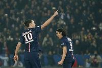 Hat trick-Zlatan feiret med «snakketegn»