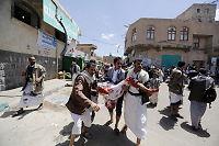 Jemen risikerer full borgerkrig