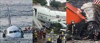 Styrtet i havet, krasjet på rullebanen, nødlandet på Hudson – dette er ulykkene med Airbus A320