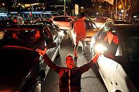 Gatefest i Tehran etter historisk atomavtale