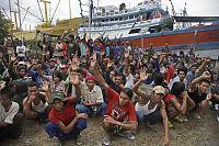 Flere tusen brukt som slaver i Indonesia