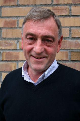 DELVIS ENIG: Advokat og seniorrådgiver i NAF, André Fimreite.