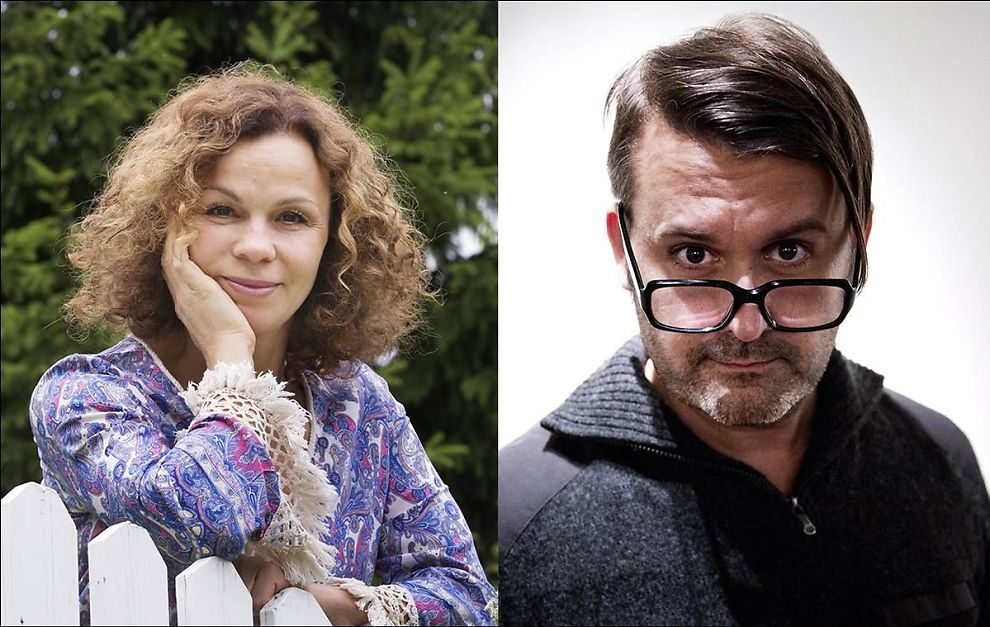 <p>PORNOSTRID: Kari Jaquesson og Thomas Seltzer.<br/></p>