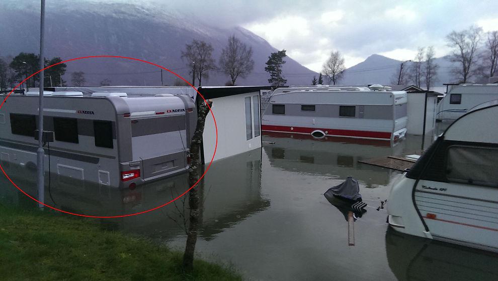Kondemnering av campingvogn