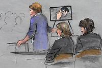 Terrordømt viste fingeren til overvåkningskamera
