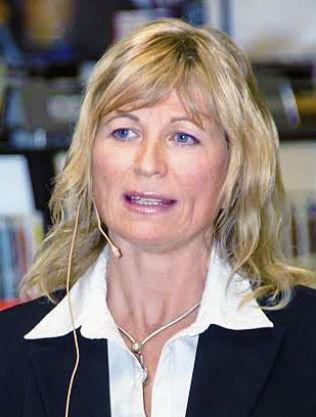 <p>FORFATTER: Grethe Holtan.</p>