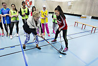 Idrettsministeren: Flere fra familier med dårlig råd skal delta i barneidrett