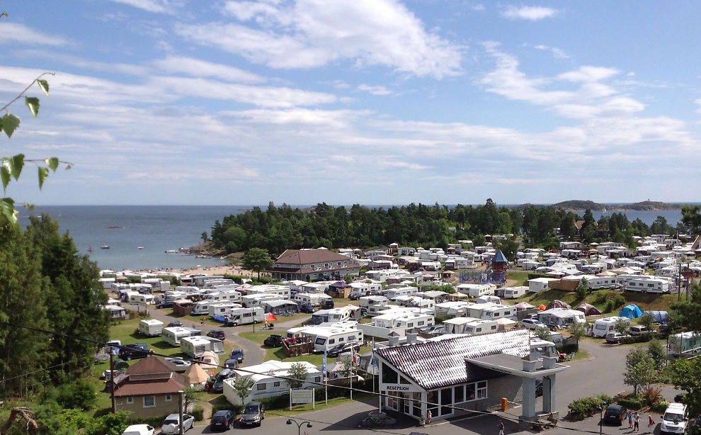 Grimstad camping
