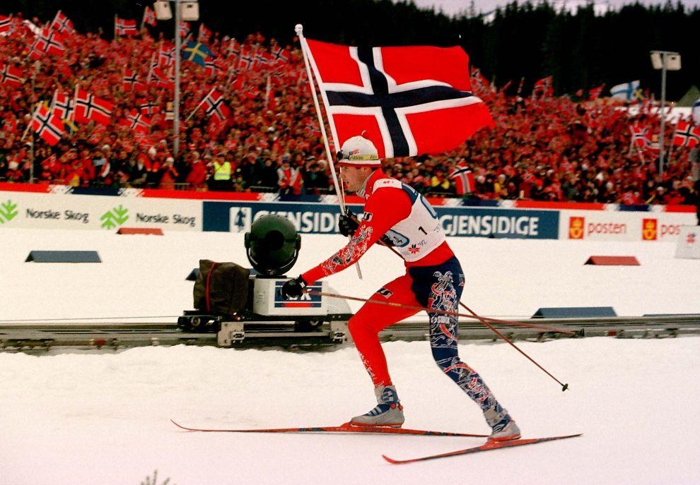 Ski-VM er over