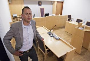 <p>LEDER: Sverre Bromander er leder for landets vel 800 politijuristene, herunder flere politimestre.</p>