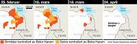 Slik har Boko Haram blitt nedkjempet i Nigeria