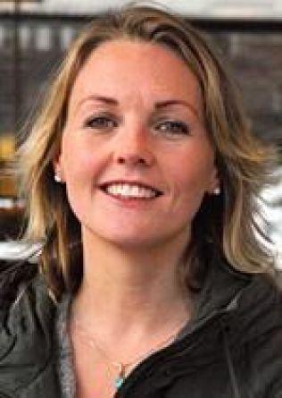 <p>Ceclie Endresen, Balkan-ekspert ved UiO.<br/></p>