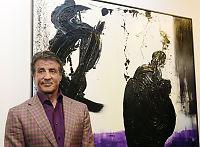Stallone slår et slag for kunsten