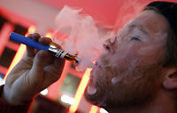 Ikke lettere røykeslutt med e-sigaretter