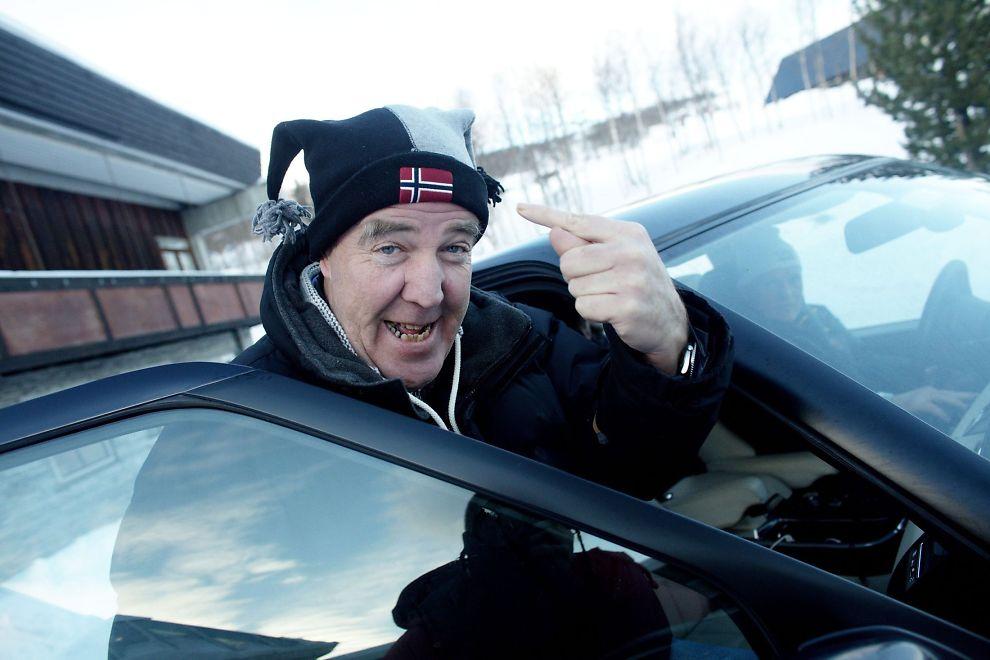 <p>MIN SKYLD: Den avskiltdede programlederyndlingen Jeremy Clarkson innrømmer skyld for at han ikke lenger er en del av Top Gear-programmet.<br/></p>