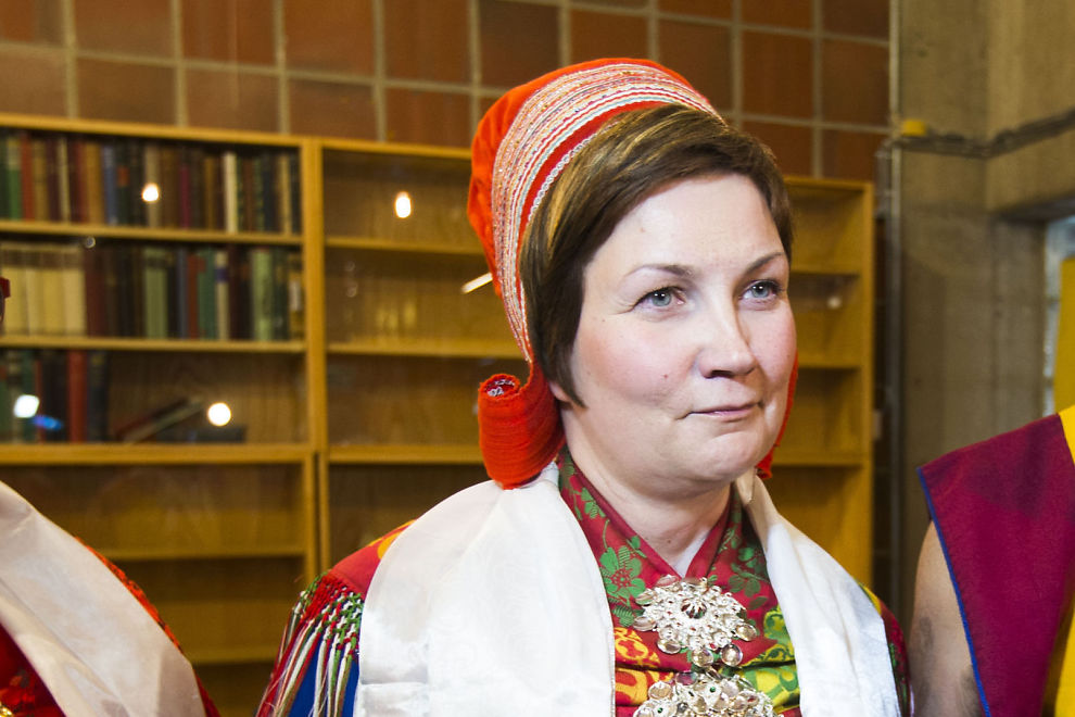 <p>ALVORLIG: Forskning viser at samiske kvinner er mer utsatt for vold enn etnisk norske kvinner. Sametingets president, Aili Keskitalo, tar funnene alvorlig og mener at årsakene til dette må undersøkes.<br/></p>