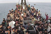 På Myanmars samvittighet
