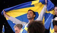 Eurovision-kommentar: Banket gul og blå igjen...