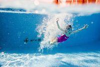 Svømmepolitikk på dypt vann