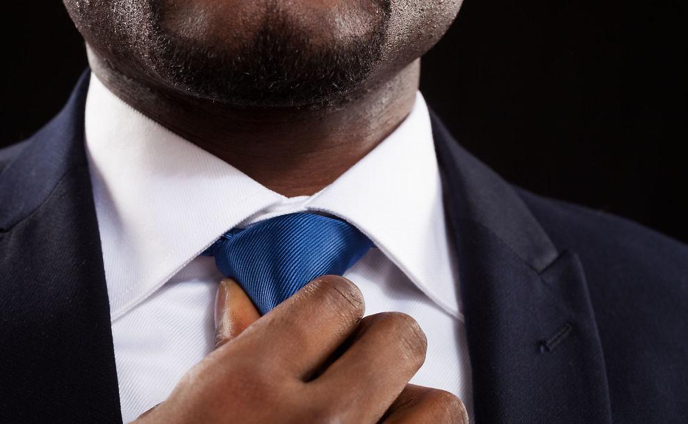 <p>MULIG Å VARIERE: Hvis du kan én slipsknute er det nok, vil nok mange tenke. Men vit at det finnes tusenvis av alternativer.</p>