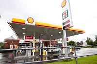 Frp lovet lavere bensinpriser - nå er den rekordhøy