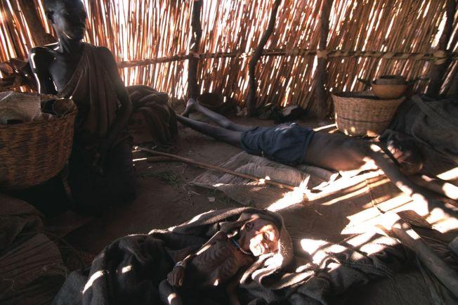 <p>SULT: Bildene fra katastrofen i Sør-Sudan er ufattelig sterke. De vekker engasjementet i Norge og pengeinnsamlingen gjør at flere kan hjelpes. Da blir jobben ekstra meningsfylt for fotografen.<br/></p>