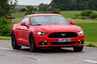Prøvekjørt: Ford Mustang Vill bil - vill pris