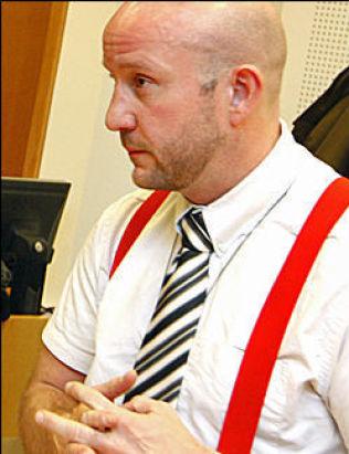 <p>AKTOR: Statsadvokat Geir Evanger.<br/></p>