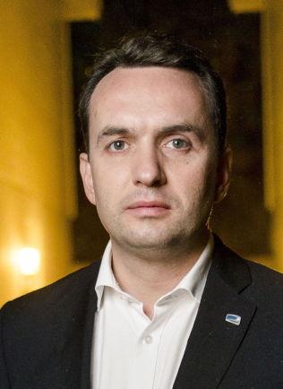 <p>BYRÅDSLEDER: Stian Berger Røsland.<br/></p>