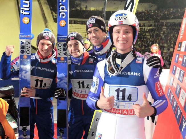 Norsk utøver med flest ol gull