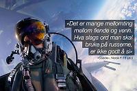 VG eksklusivt: På jobb med pilotene som vokter Norges grenser