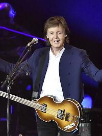 Her får norske Richard hjelp fra Paul McCartney til å fri