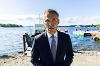 Jens Stoltenberg på Utøya: – Det var vondt, trist - og godt