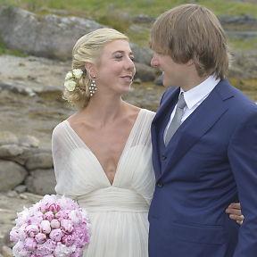 Bohemsk brudekjole