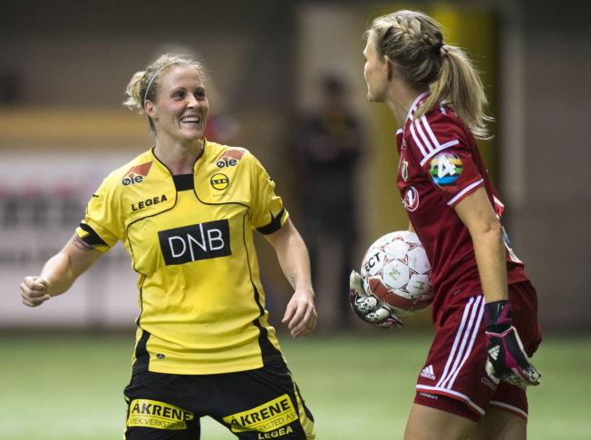 Wolfsburg møter kvinner