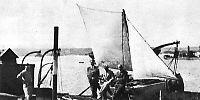 Da nordmenn var båtflyktninger i Middelhavet